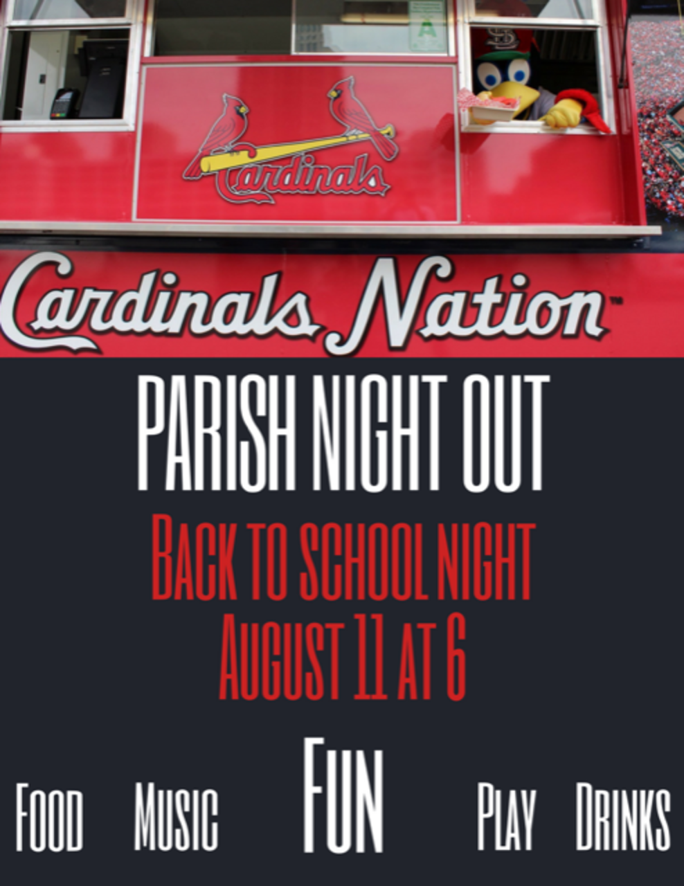 Parish Night Out August