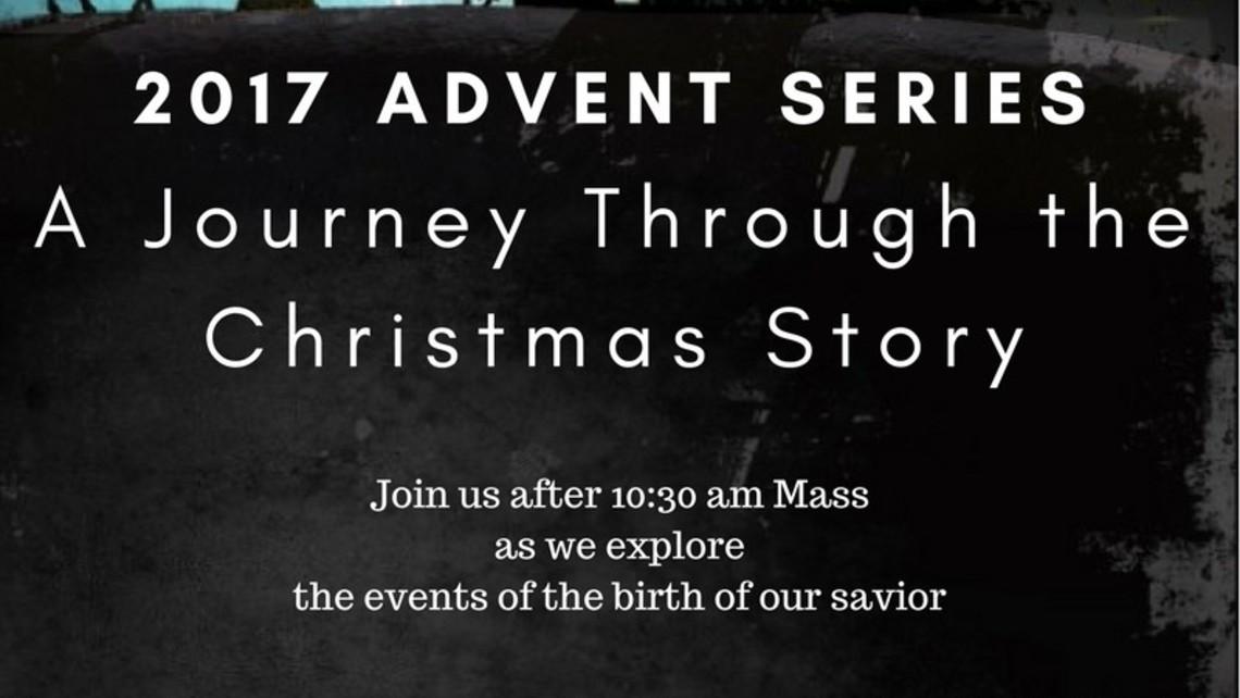 2017 Advent Series Ad