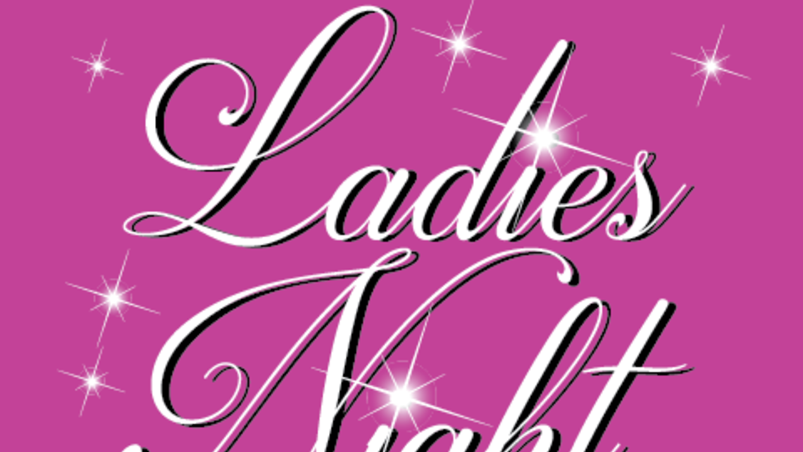 Ladies Night Logo Vertical Web And Docs 2