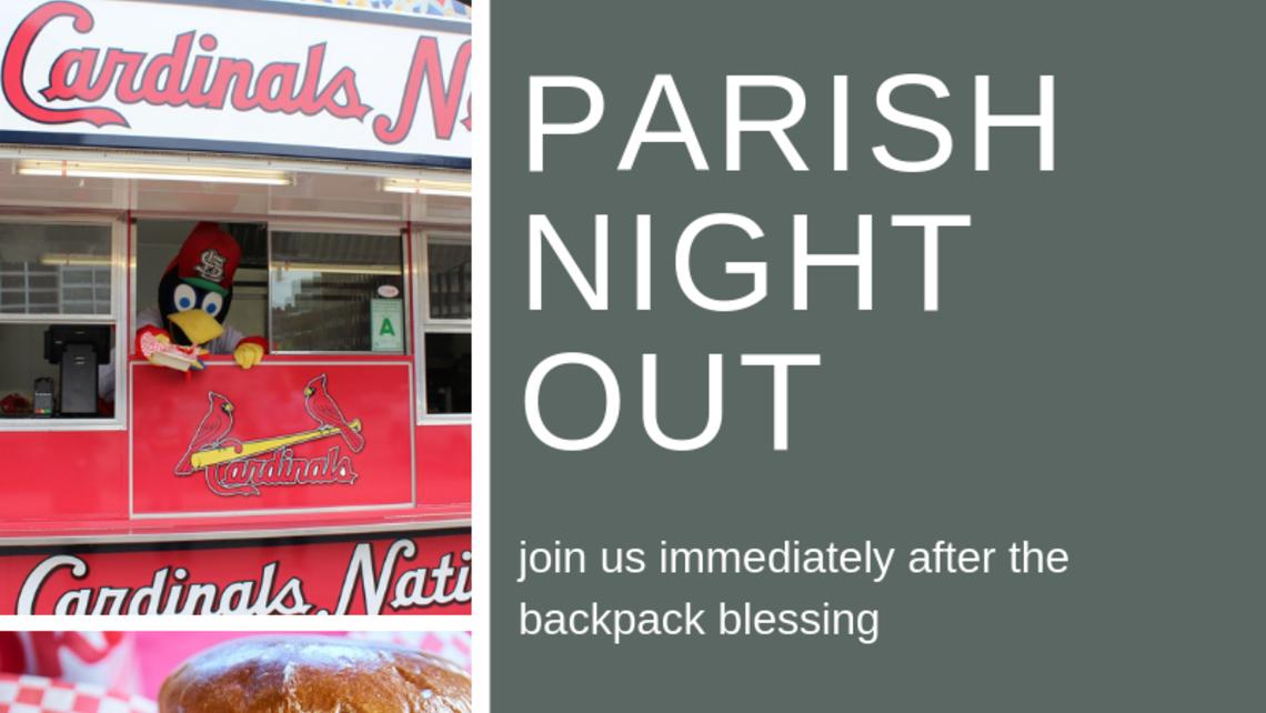 Parish Night Out
