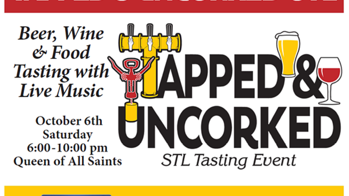 Tapped And Uncorked Logo 2018