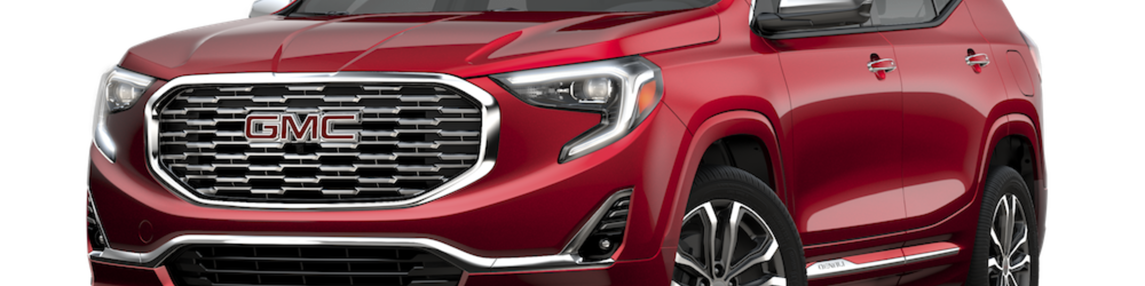 Gmc Terrain2018 Red