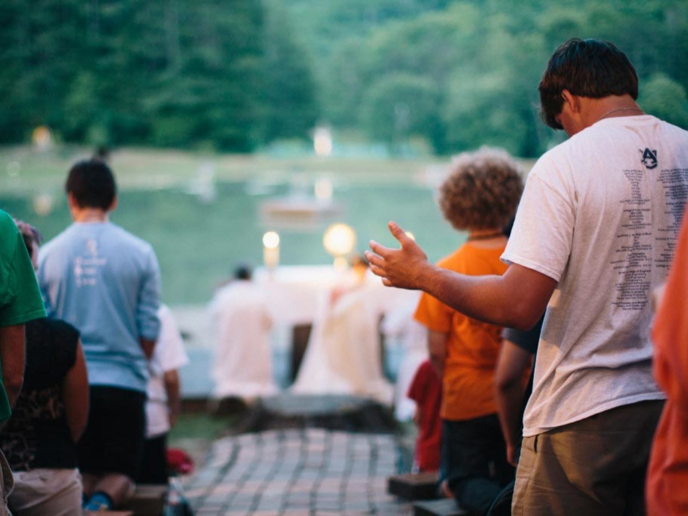 LT Summer Camp Daily Mass